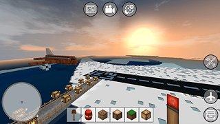 Mini Block Craft - snímek obrazovky