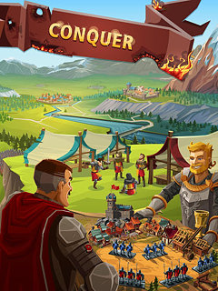 Empire: Four Kingdoms - snímek obrazovky