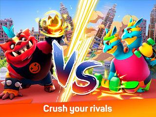 Monsters with Attitude: Online Smash & Brawl PvP - snímek obrazovky