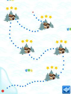 Arcadius - Winter Adventure - snímek obrazovky