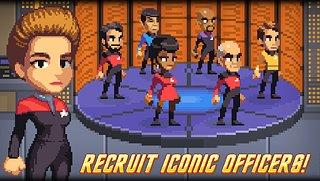 Star Trek Trexels II - snímek obrazovky