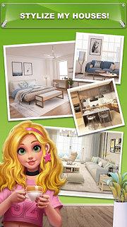 My Home - Design Dreams - snímek obrazovky
