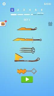 Sharpen Blade - snímek obrazovky