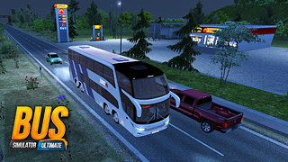 Bus Simulator : Ultimate - snímek obrazovky
