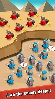 Art of War: Legions - snímek obrazovky