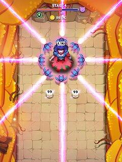 Granny Legend - snímek obrazovky