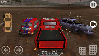 Demolition Derby 2 - snímek obrazovky