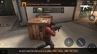 Standoff 2 - snímek obrazovky