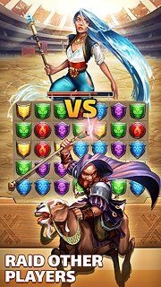 Empires & Puzzles: Epic Match 3 - snímek obrazovky