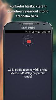 Becomme - snímek obrazovky