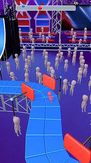 Epic Race 3D - snímek obrazovky