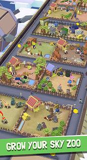 Rodeo Stampede:Sky Zoo Safari - snímek obrazovky