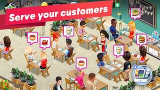 My Cafe — Restaurant management game & Recipes - snímek obrazovky