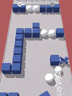 Color Bump 3D - snímek obrazovky