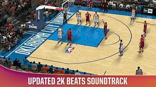 NBA 2K20 - snímek obrazovky