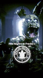 Five Nights at Freddy's AR: Special Delivery - snímek obrazovky