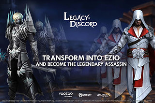 Legacy of Discord-FuriousWings - snímek obrazovky