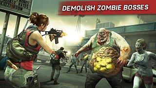 Left to Survive: Dead Zombie Survival Shooter - snímek obrazovky