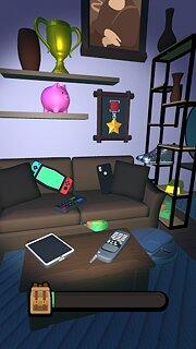Rob Master 3D - snímek obrazovky