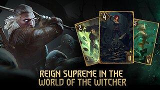 GWENT: The Witcher Card Game - snímek obrazovky