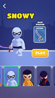 Stealth Master - snímek obrazovky