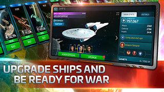 Star Trek™ Fleet Command - snímek obrazovky