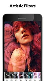 HD Sweet Selfie Camera - snímek obrazovky