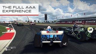 GRID Autosport - snímek obrazovky