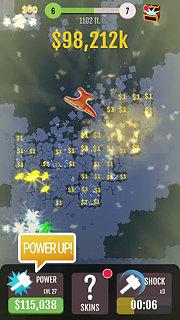 Hammer Jump - snímek obrazovky