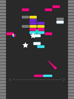 Color Switch - snímek obrazovky