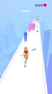 Makeover Run - snímek obrazovky