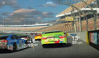 Real Racing 3 - snímek obrazovky
