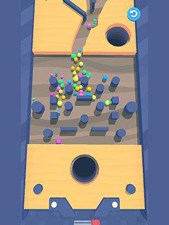 Sand Balls - snímek obrazovky
