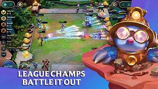 Teamfight Tactics: League of Legends Strategy Game - snímek obrazovky