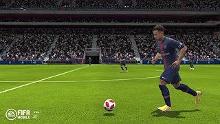 FIFA SOCCER:  GAMEPLAY BETA - snímek obrazovky