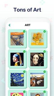 Pixel Art: Color by Number, Pixel Color(Pixel Pop) - snímek obrazovky