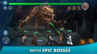 Star Wars™: Galaxy of Heroes - snímek obrazovky