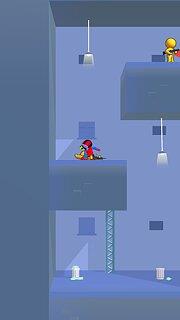 Wall Crawler! - snímek obrazovky