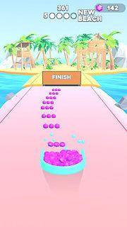 Beach Clean - snímek obrazovky