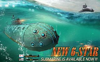 Battle Warship: Naval Empire - snímek obrazovky
