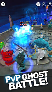 Ghostbusters World - snímek obrazovky
