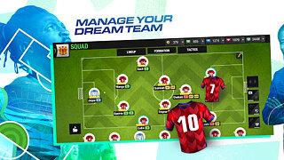 Top Eleven 2021: Be a Football Manager - snímek obrazovky