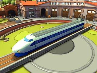 Train Station 2: Rail Tycoon & Strategy Simulator - snímek obrazovky