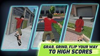 Skate Jam - Pro Skateboarding - snímek obrazovky