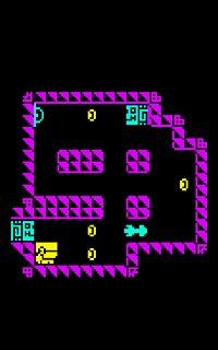 Tomb of the Mask: Color - snímek obrazovky