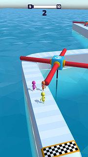 Fun Race 3D - snímek obrazovky