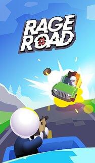 Rage Road - snímek obrazovky