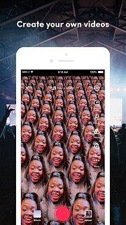 TikTok - snímek obrazovky