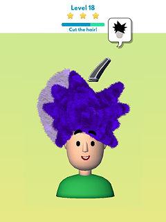 Barber Shop - Hair Cut game - snímek obrazovky