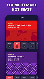 Jambl: Beat Maker & Dj Music Creator - snímek obrazovky